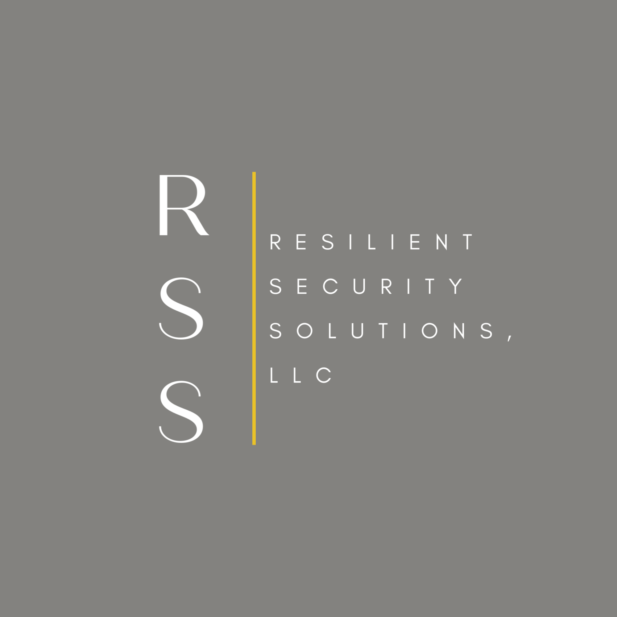 Resilient Security Solutions, LLC